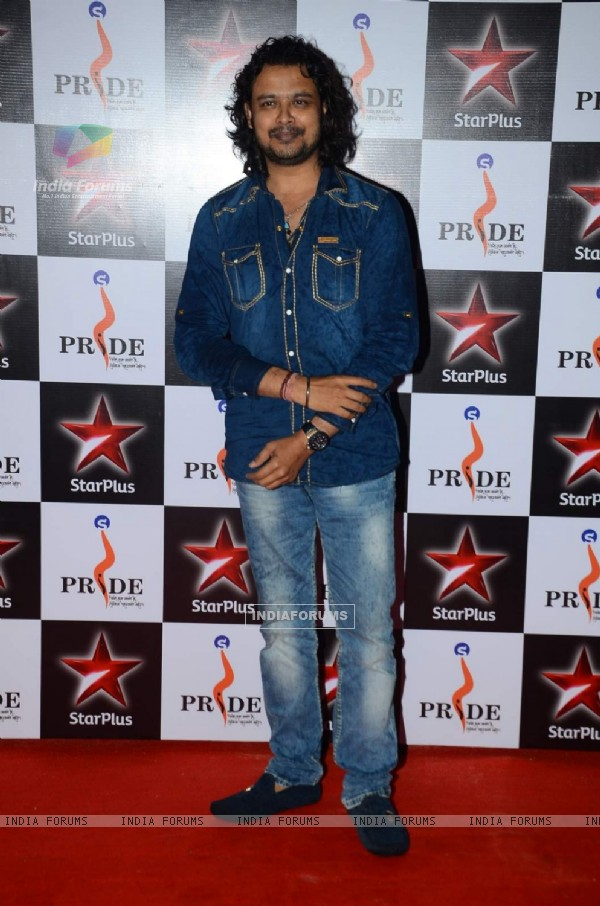 Raja Hassan at Pride Awards