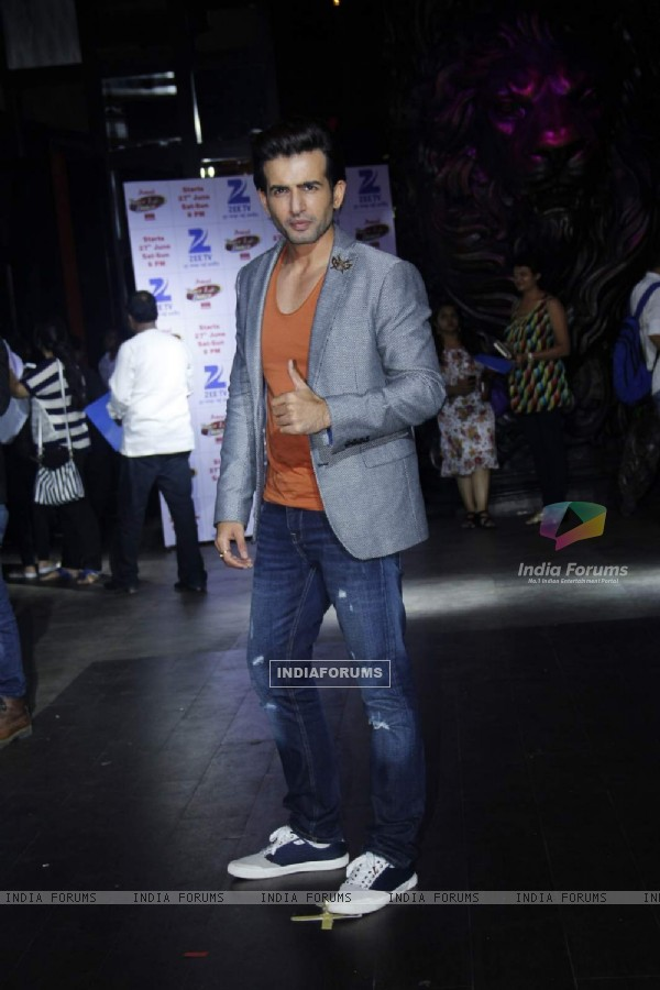 Jay Bhanushali at Press Meet of Dance India Dance Season 5
