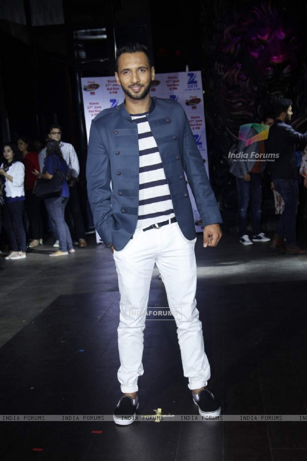 Punit Pathak at Press Meet of Dance India Dance Season 5