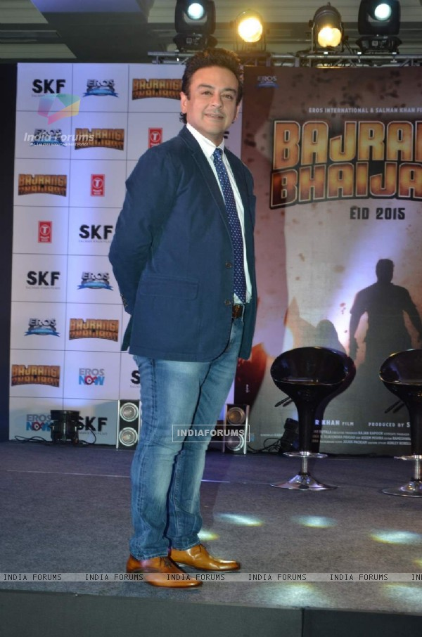 Adnan Sami at Song Launch of Bajrangi Bhaijaan