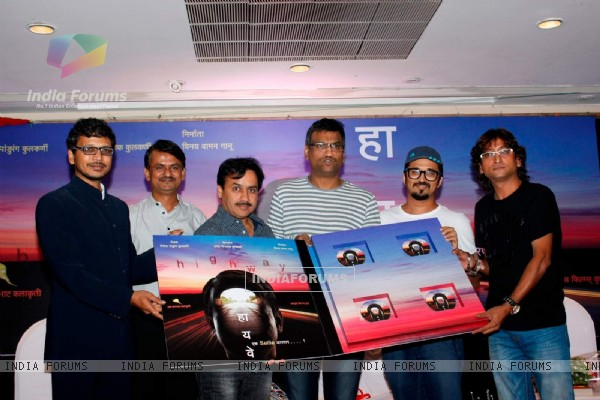 Music Launch of Marathi Movie 'Highway'