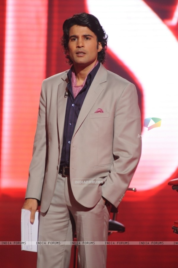 Rajeev Khandelwal as a host