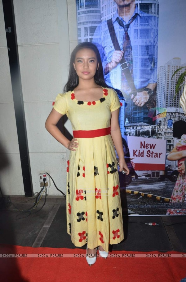 Kymsleen Kholie at Trailer Launch of Aisa Yeh Jahaan