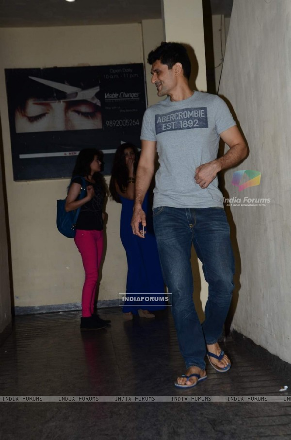 Niketan Mahdok at Special Screening of Bajrangi Bhaijaan!
