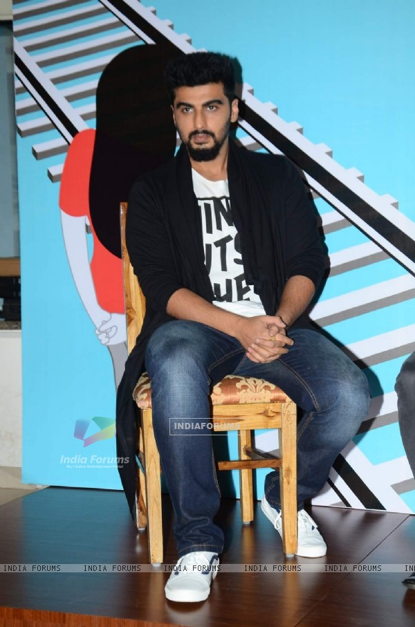 Arjun Kapoor at Book Launch of Me Mia Multiple!