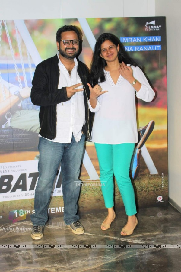Nikhil Advani at the Promo Launch of Katti Batti