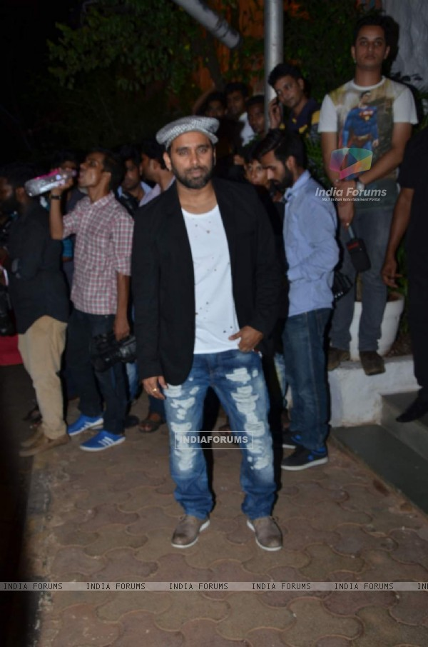 Bosco Martis at Success Bash of ABCD 2