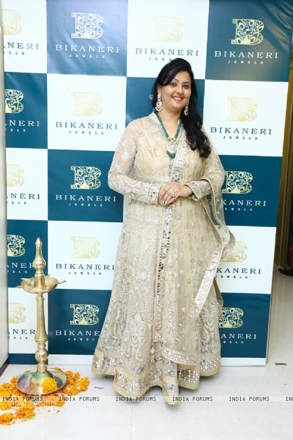 Neelkamal Soni at Bikaneri Jewels Store Launch