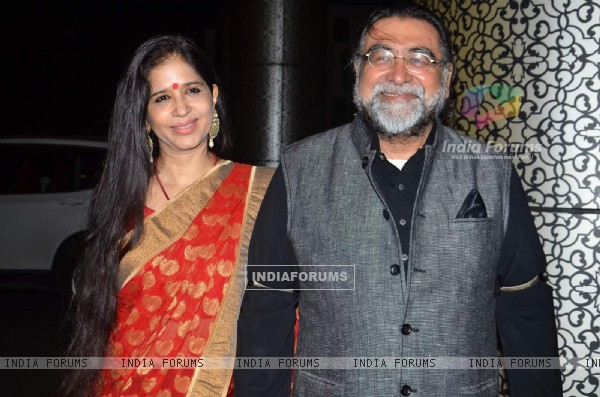 Prahlad Kakkar at Shahid - Mira Wedding Reception!