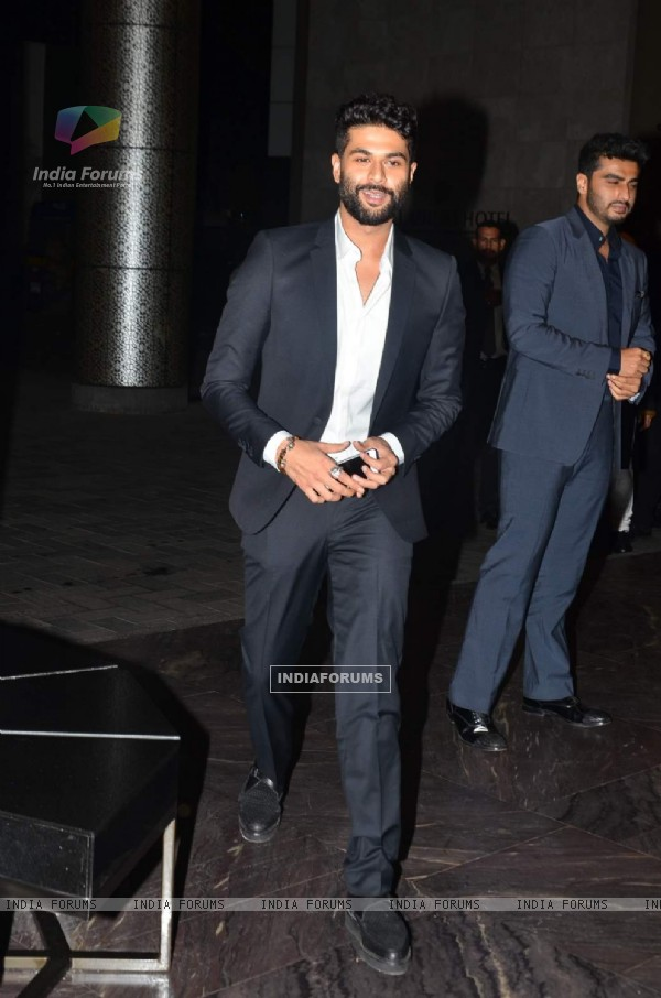 Kunal Rawal at Shahid - Mira Wedding Reception!