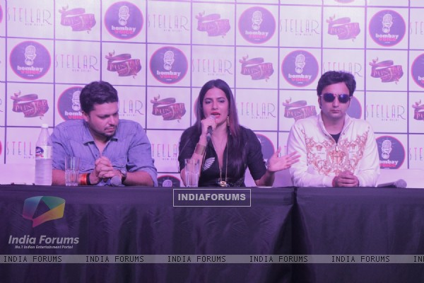 Sona Mohapatra at Launch of Album 'The Punjab Project'