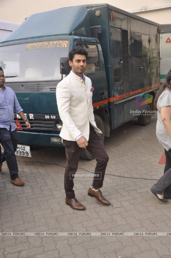 Fawad Khan Snapped in the City