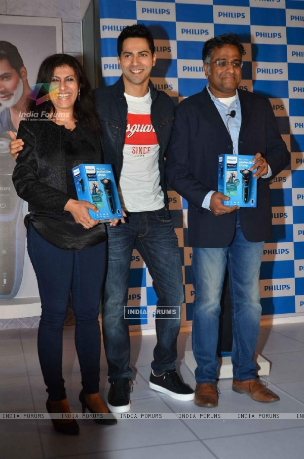 Philips Announces Varun Dhawan as its Brand Ambassador