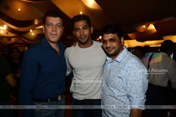 Celebs at the Trailer Launch of Hero