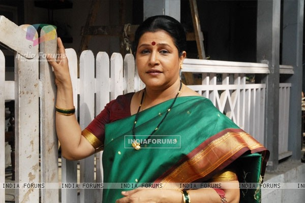 Sulochana in the show Pavitra Rishta