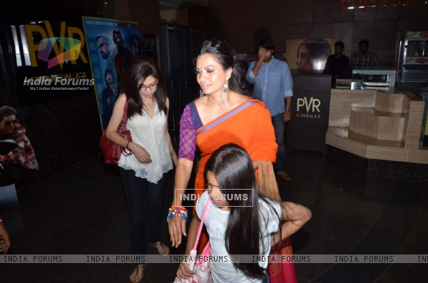 Maria Goretti at Screening of Bajrangi Bhaijaan