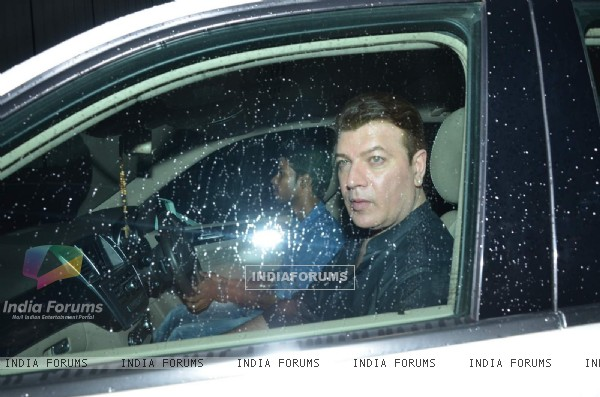 Aditya Pancholi at Screening of Bajrangi Bhaijaan