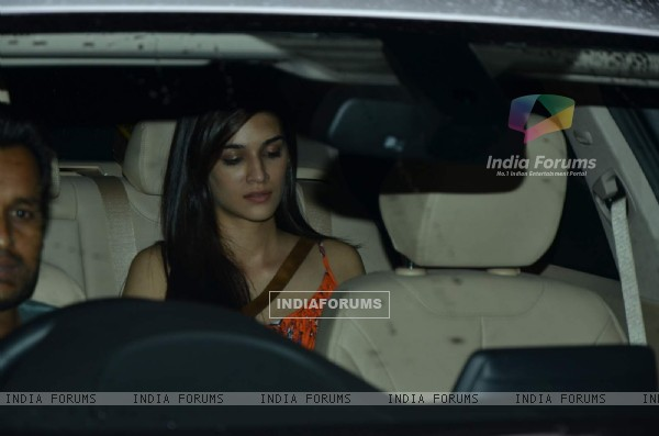 Kriti Sanon at Screening of Bajrangi Bhaijaan
