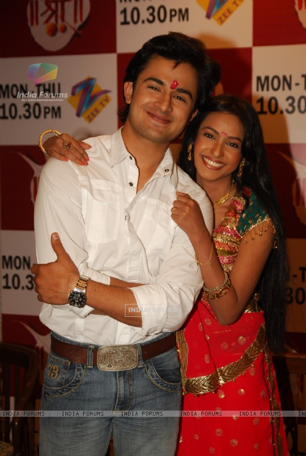 Shree and Hari a cute couple