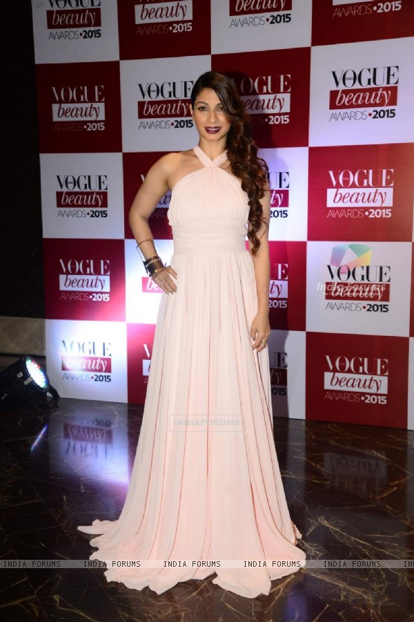 Tanishaa Mukherji at Vogue Beauty Awards