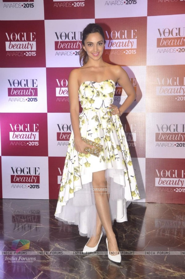 Kiara Advani at Vogue Beauty Awards