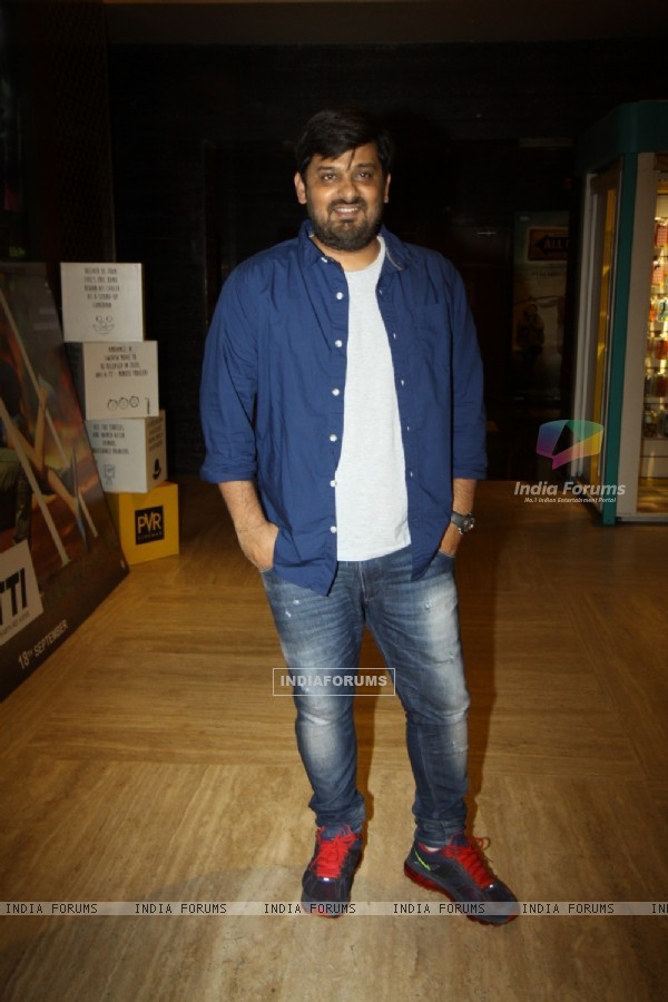 Wajid Ali at Premiere of Aisa Yeh Jahaan
