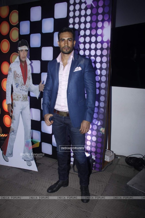 Asif Azim at Mr. India Party