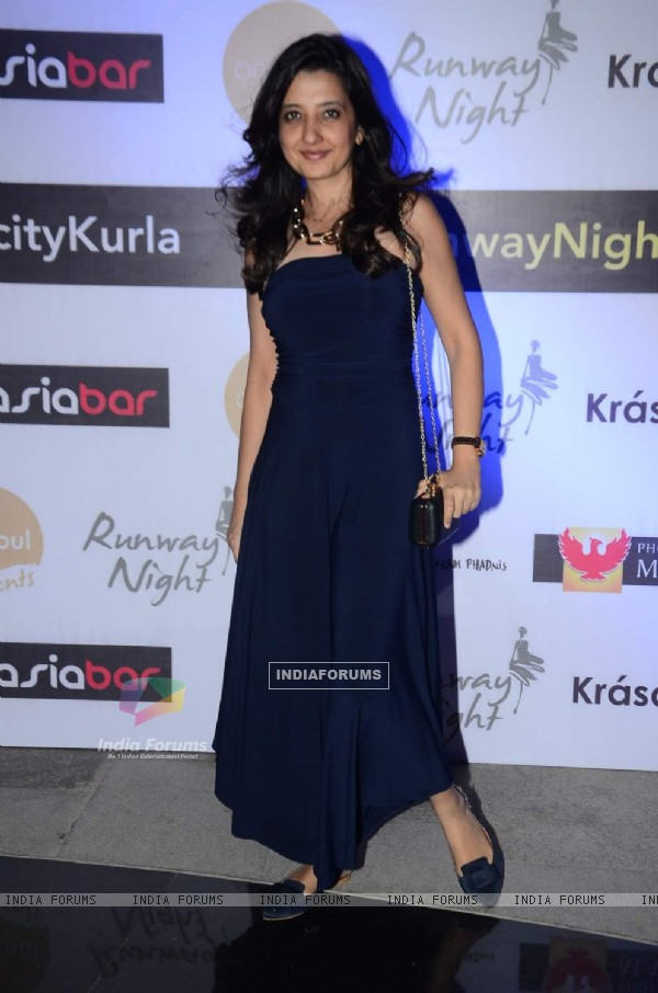 Amy Billimoria at Phoenix Market City Event
