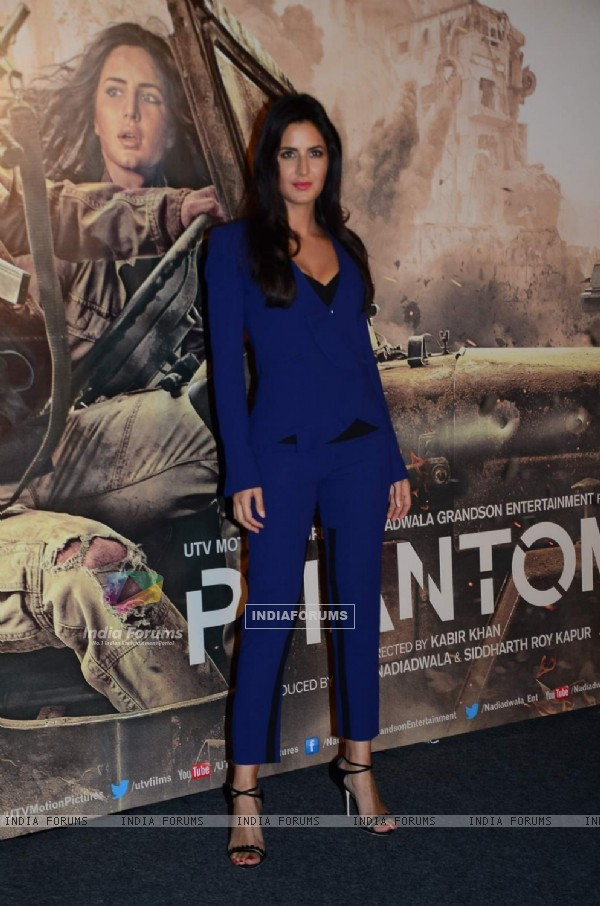 Katrina Kaif at Trailer Launch of Phantom