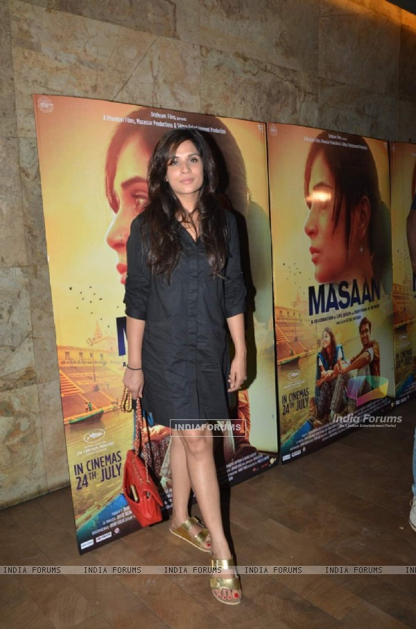 Richa Chadda at Screening of Masaan
