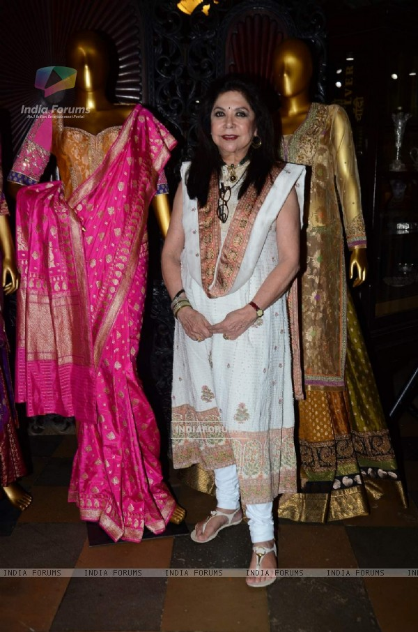 Ritu Kumar at LFW Winter Festive 2015