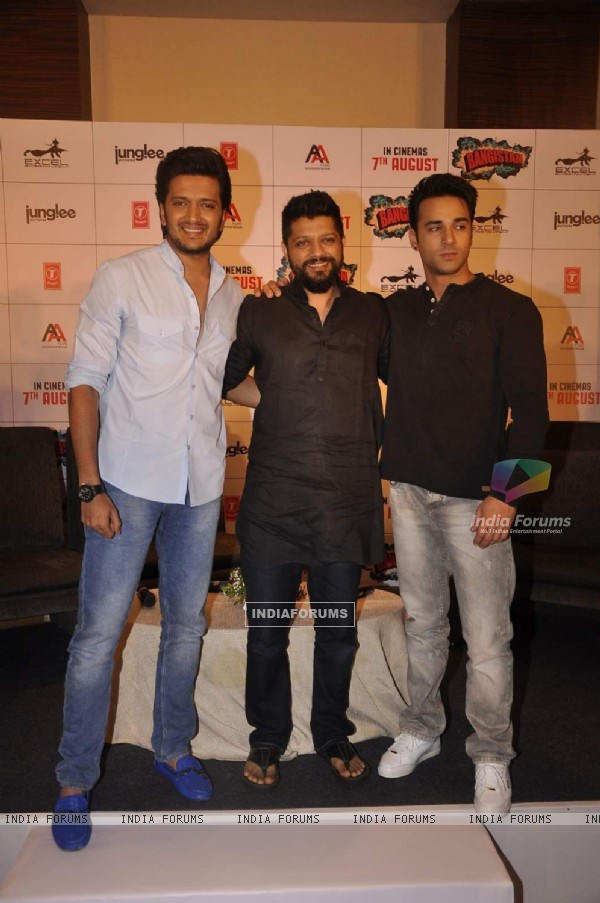 Bangistan Team for Promotions