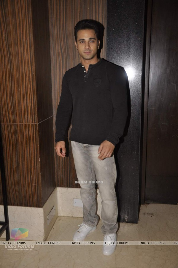 Pulkit Samrat at Promotions of Bangistan