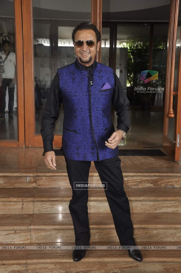 Gulshan Grover at Press Meet of Chehre