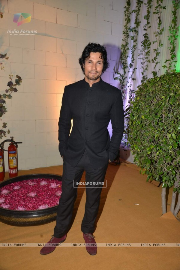 Randeep Hooda at IIJW Day 3