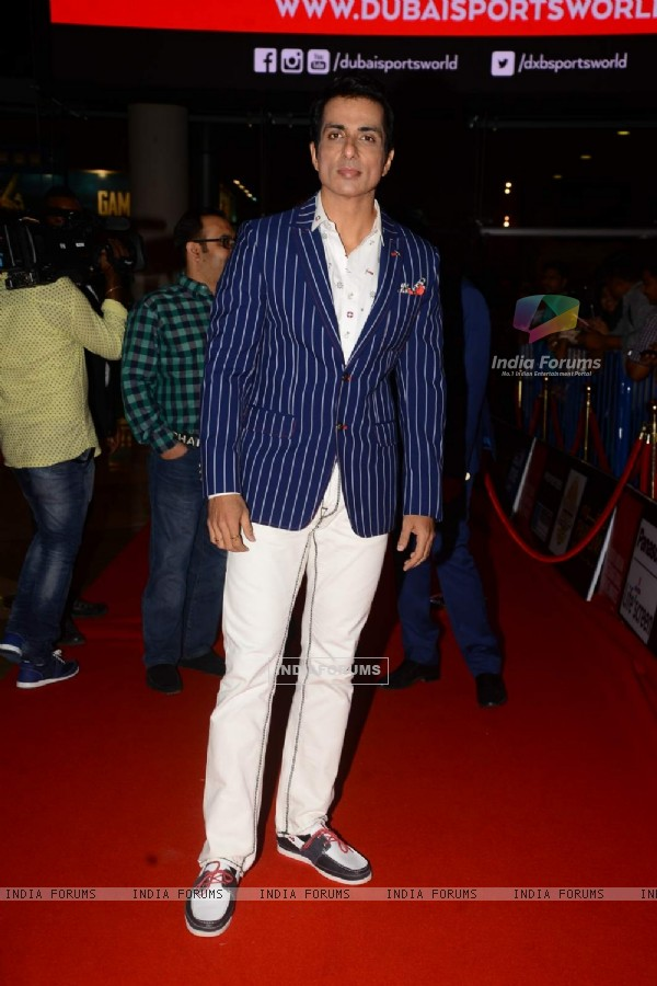 Sonu Sood at SIIMA 2015 Day 3