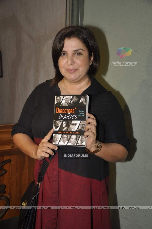 Farah Khan at Launch of Rakesh Anand Bakshi's New Book 'Director Diaries'