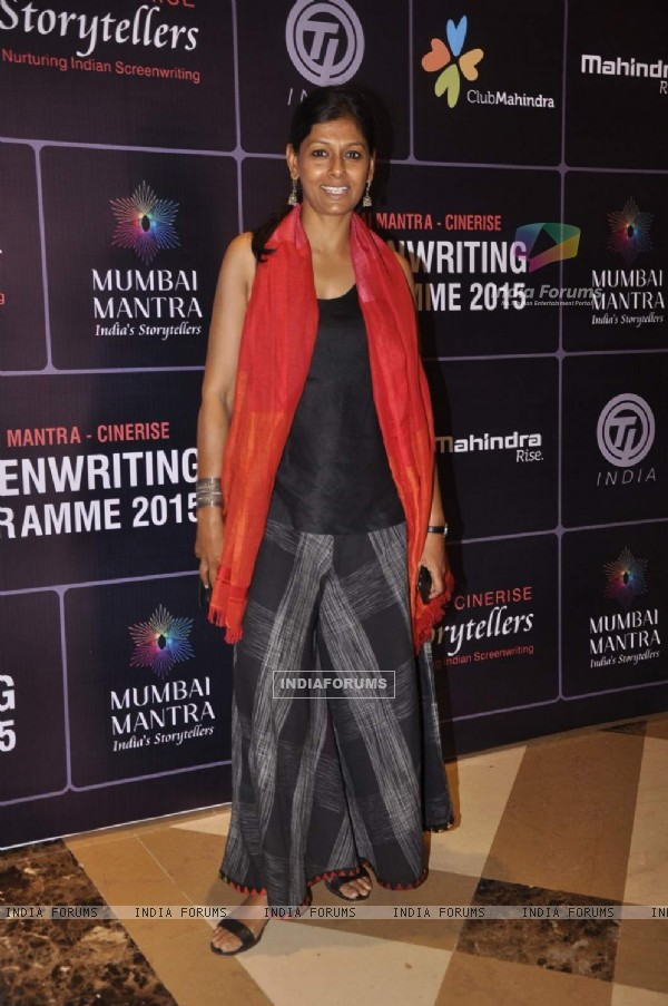 Nandita Das at Screenwriters Meet