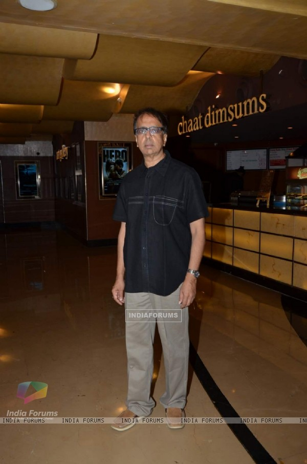 Anant Mahadevan at Gour Hari Daastan Book Launch