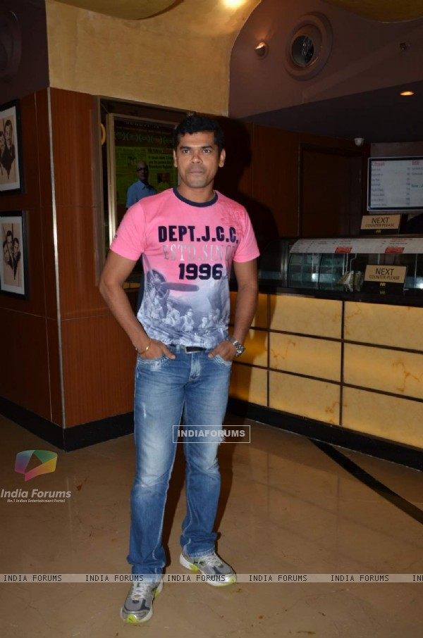 Siddharth Jadhav at Gour Hari Daastan Book Launch