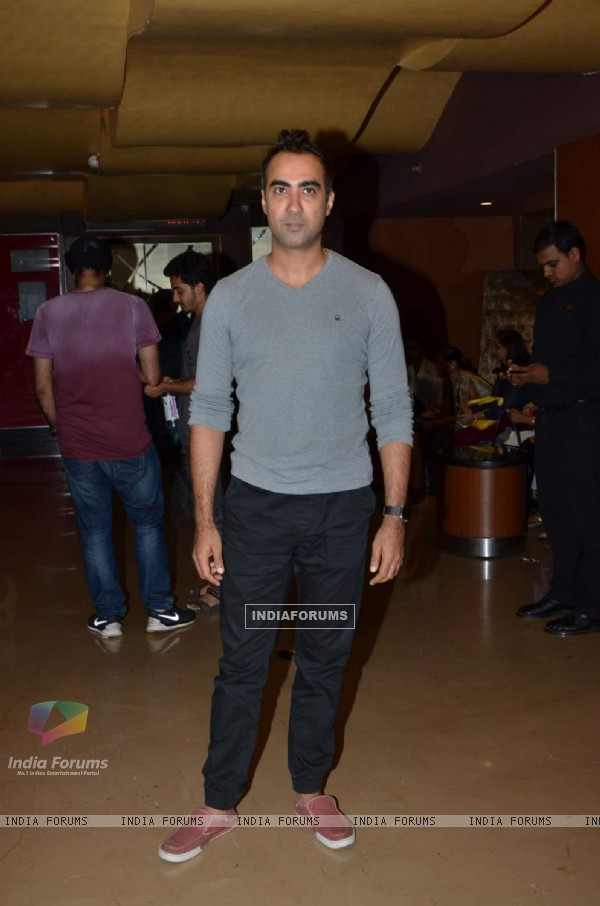 Ranvir Shorey at Gour Hari Daastan Book Launch