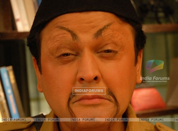 Ali Asgar looking like a Nepali