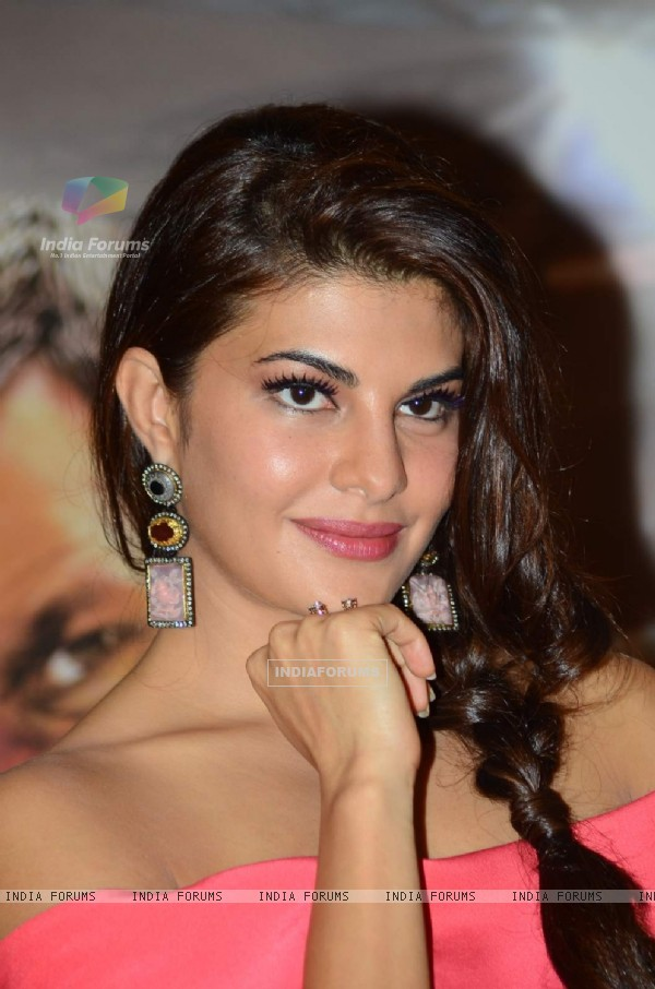Jacqueline Fernandes was snapped at Brothers Press Meet