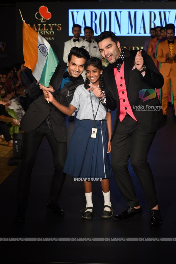 Rajkummar Rao at India Luxury Style Week 2015