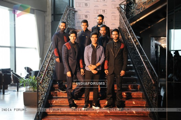 Manish Malhotra's New Collection Preview 'The Gentlemen's Club'