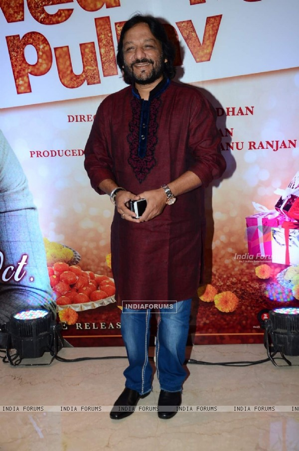 Roop Kumar Rathod at the Trailer Launch of the film Wedding Pulav