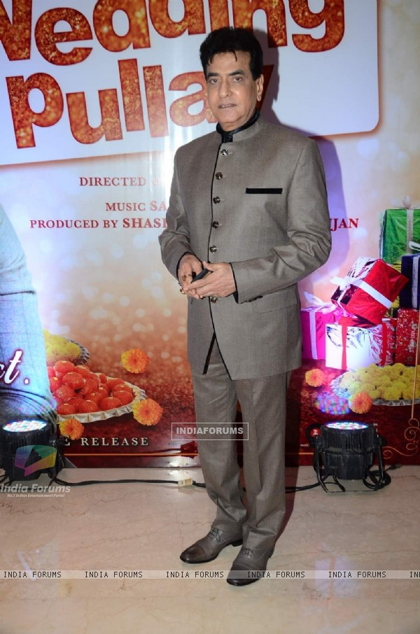 Jeetendra at Trailer Launch of the film Wedding Pulav