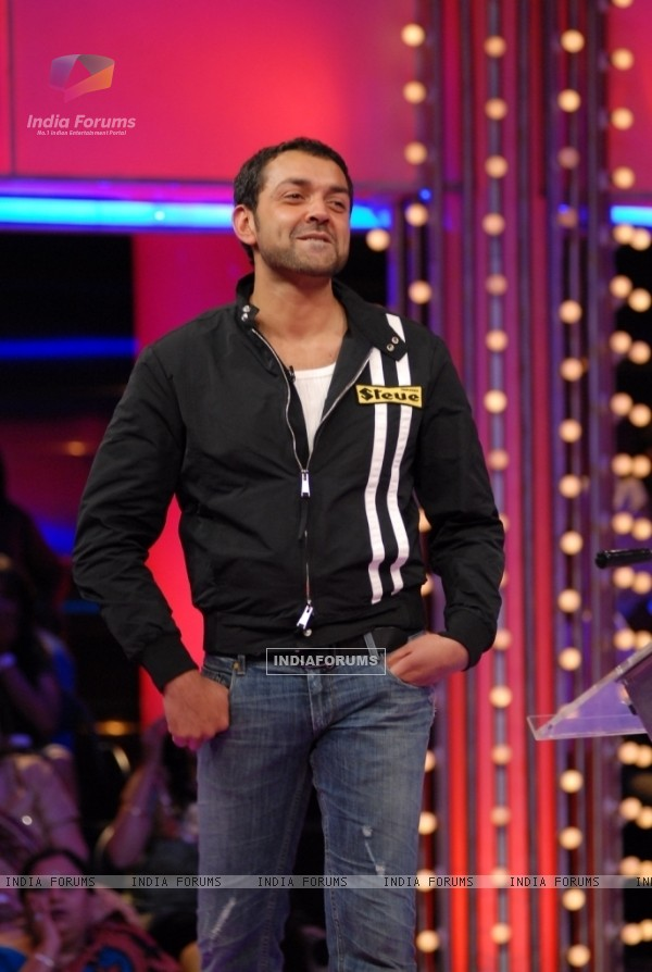 A still image of Bobby Deol
