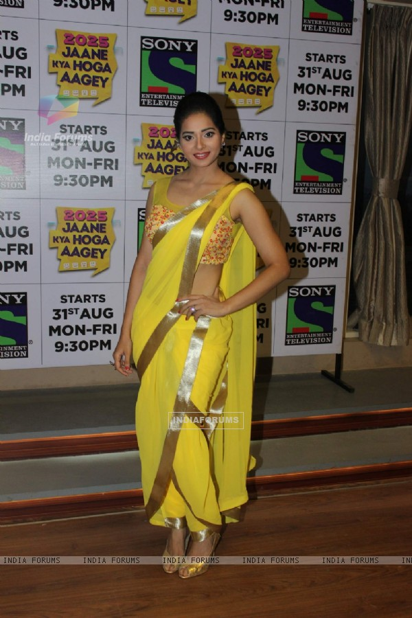 Monica Castelino at Launch of Sony Tv's New Show 'Jaane Kya Hoga Aage'