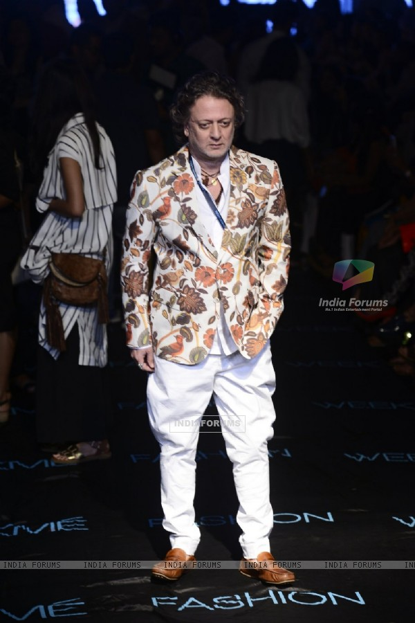 Rohit Bal at Lakme Fashion Week Day 3